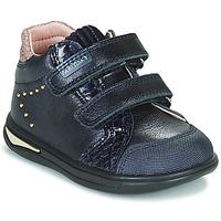 Scarpe Bambina Sneakers alte Pablosky 6122 Marine