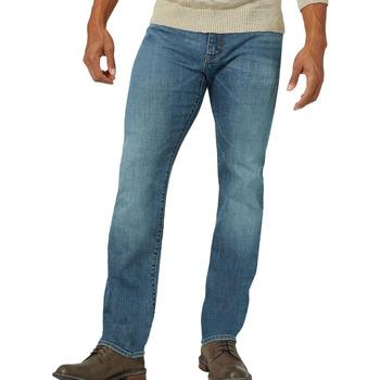 Abbigliamento Uomo Jeans dritti Lee Cooper BRADY-JEAN Blu