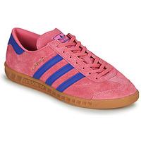 Scarpe Sneakers basse adidas Originals HAMBURG Rosa / Blu