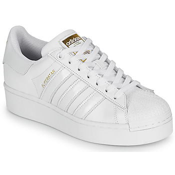 Scarpe Donna Sneakers basse adidas Originals SUPERSTAR BOLD W Bianco