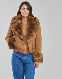 Abbigliamento Donna Giubbotti Molly Bracken HA008H21 Camel