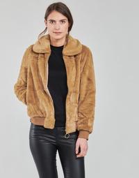 Abbigliamento Donna Giubbotti Molly Bracken R1552H21 Camel