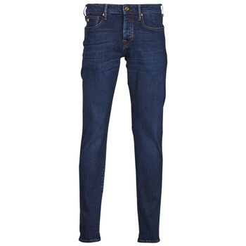 Abbigliamento Uomo Jeans slim Scotch & Soda RALSTON REGULAR SLIM Blu / Scuro