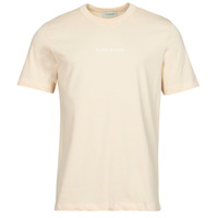 Abbigliamento Uomo T-shirt maniche corte Scotch & Soda GRAPHIC LOGO Beige
