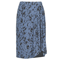 Abbigliamento Donna Gonne See U Soon 21231044 Blu