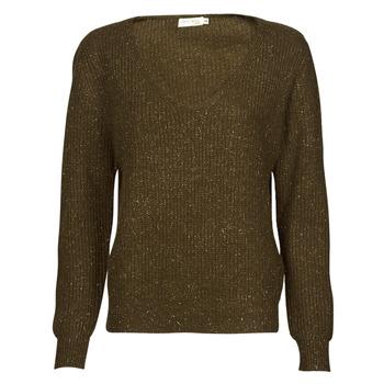 Abbigliamento Donna Maglioni See U Soon 21203009 Khaki