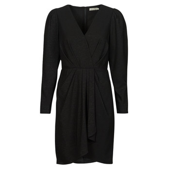 Abbigliamento Donna Abiti corti See U Soon 21222038 Nero