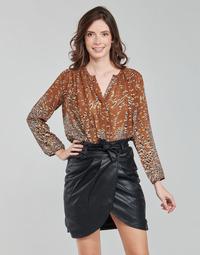 Abbigliamento Donna Top / Blusa See U Soon 21212103 Multicolore