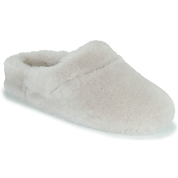 Scarpe Donna Pantofole Giesswein GEROLDING Bianco