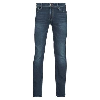 Abbigliamento Uomo Jeans slim Teddy Smith REEPLE ROCK Blu / Scuro