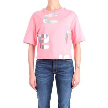 Abbigliamento Donna T-shirt maniche corte Ciesse Piumini JOCKEY Manica Corta Donna Rosa Rosa