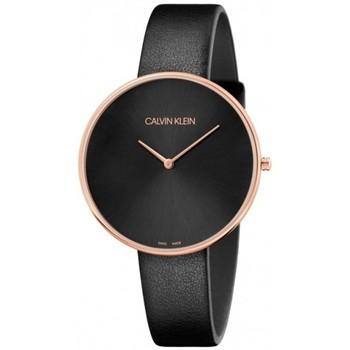 Orologi & Gioielli Donna Orologio Analogico CK Collection Orologio Calvin Klein Fullmoon nero - 40 mm Nero