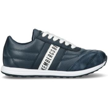 Scarpe Uomo Sneakers Bikkembergs K3X4-20660-0193800 Blu