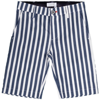 Abbigliamento Uomo Shorts / Bermuda Gaudi GAM01530  203 Blu