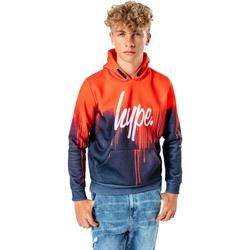 Abbigliamento Unisex bambino Felpe Hype  Nero/Rosso