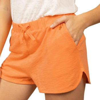Abbigliamento Donna Shorts / Bermuda Deeluxe S21700W Arancio