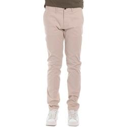 Abbigliamento Uomo Pantaloni Navigare NV55231-229 Bianco