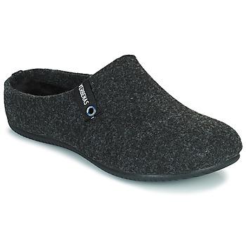 Scarpe Donna Pantofole Verbenas YORK Antracite