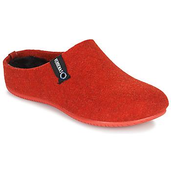 Scarpe Donna Pantofole Verbenas YORK Rosso