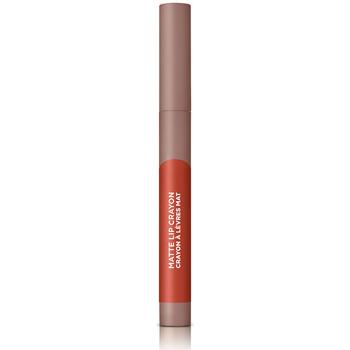 Bellezza Donna Rossetti L'oréal Infallible Matte Lip Crayon 110-caramel Rebel 2,5 g