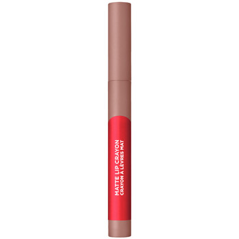 Bellezza Donna Rossetti L'oréal Infallible Matte Lip Crayon 111-a Little Chili 2,5 g