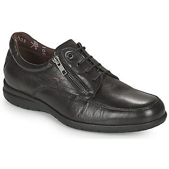 Scarpe Uomo Sneakers basse Fluchos LUCA Nero