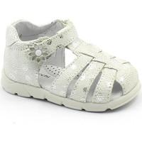 Scarpe Bambina Sandali Balocchi BAL-E21-116184-VA-b Bianco