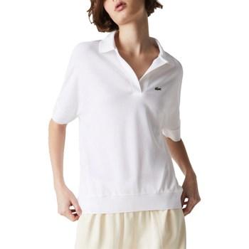 Abbigliamento Donna Polo maniche corte Lacoste pf0504 nd