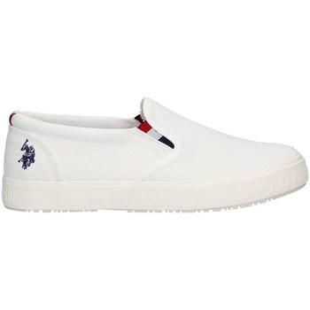 Scarpe Uomo Slip on U.s Polo Assn MARCS4079S0PE21 Slip on Uomo WHITE WHITE