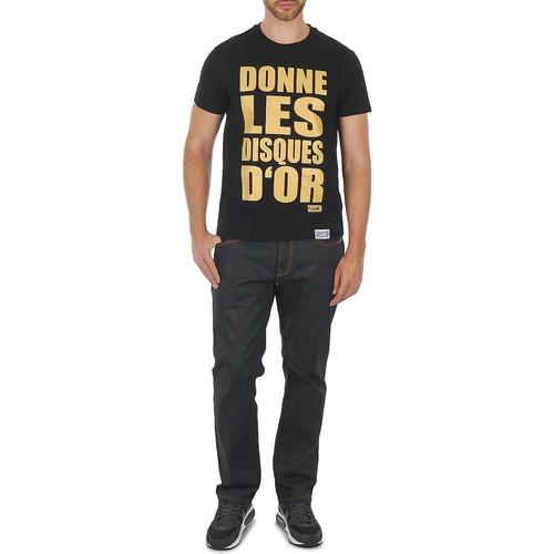 Wati shirt Nero Corte B Tee T Maniche iuTOXPkZ