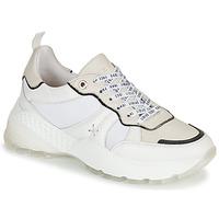 Scarpe Donna Sneakers basse Ikks  Bianco