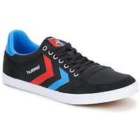 Scarpe Sneakers basse Hummel TEN STAR LOW CANVAS Nero