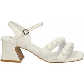 Scarpe Donna Sandali Jeannot NAPPA E21 bianco