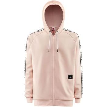 Abbigliamento Donna Felpe Kappa kaba304PDC0900rosa Pink