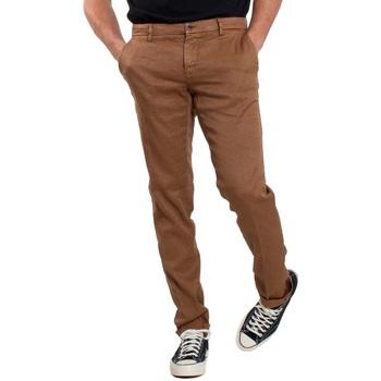 Abbigliamento Uomo Chino Mason's 9PN2A4970MBE111-825 Marrone