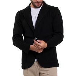 Abbigliamento Uomo Giacche / Blazer Lardini EL56000-999 Nero