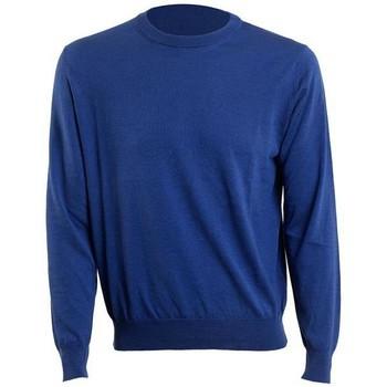 Abbigliamento Uomo Maglioni Ballantyne MAGLIA IN SETA COTONE Blue