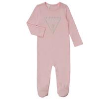 Abbigliamento Bambina Pigiami / camicie da notte Guess TIFENE Rosa