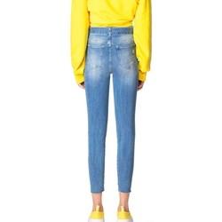 Abbigliamento Donna Jeans skynny GaËlle Paris GBD8928 Multicolore