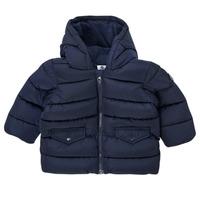 Abbigliamento Bambino Piumini Petit Bateau COLINE Blu