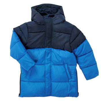Abbigliamento Bambino Parka Petit Bateau KAYS Blu