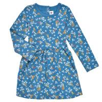 Abbigliamento Bambina Abiti corti Petit Bateau EMILIENNE Multicolore
