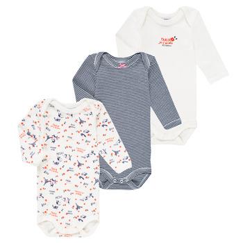 Abbigliamento Bambina Pigiami / camicie da notte Petit Bateau FERY Multicolore