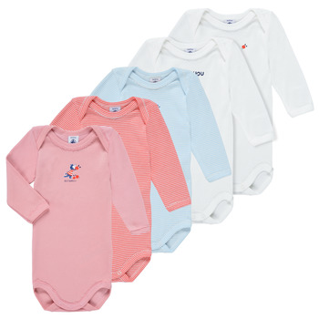 Abbigliamento Bambina Pigiami / camicie da notte Petit Bateau PUNIKA Multicolore