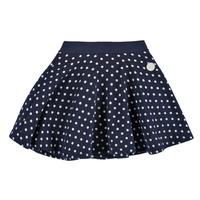 Abbigliamento Bambina Gonne Petit Bateau JOPILA Blu / Bianco