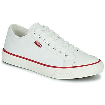 Scarpe Donna Sneakers basse Levi's HERNANDEZ S Bianco