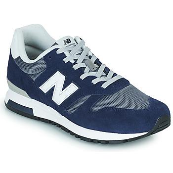 Scarpe Uomo Sneakers basse New Balance 565 Blu / Grigio