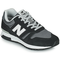 Scarpe Uomo Sneakers basse New Balance 565 Nero / Grigio