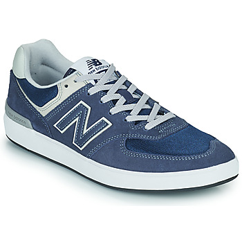 Scarpe Uomo Sneakers basse New Balance AM574 Blu