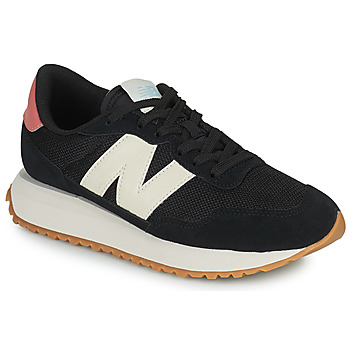 Scarpe Donna Sneakers basse New Balance 237 Nero / Bianco / Rosa